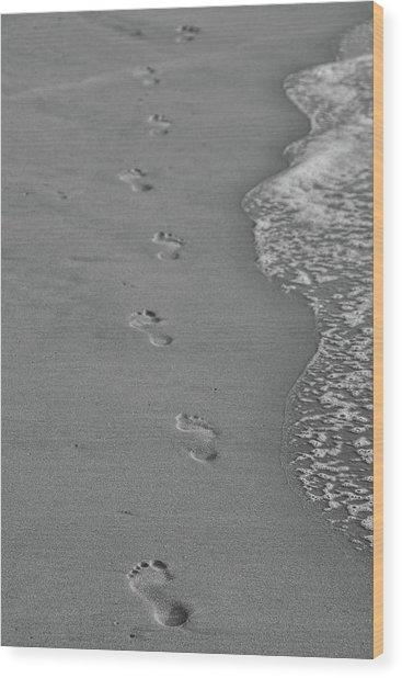Impression Wood Print by JAMART Photography