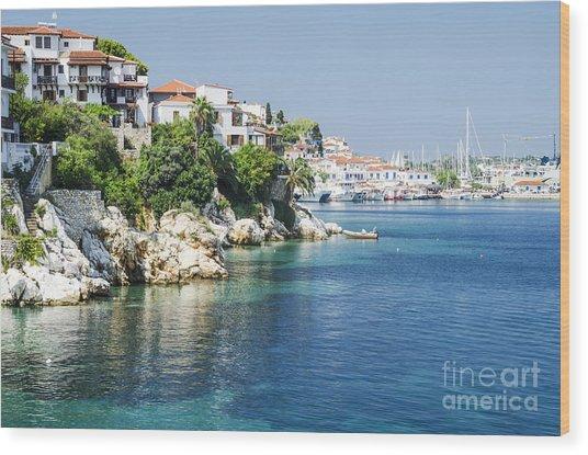 Skiathos Island, Greece Wood Print