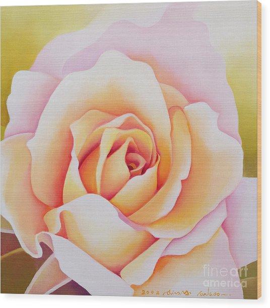 The Rose Wood Print