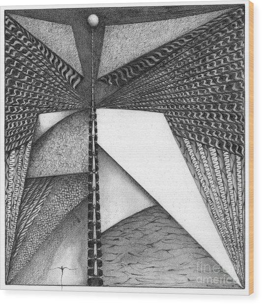 Enoch Wood Print