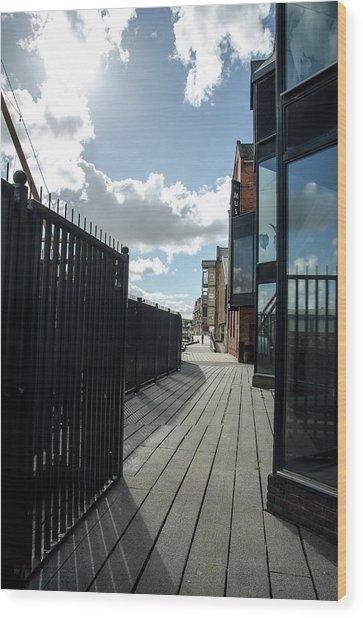 Hull Wood Print