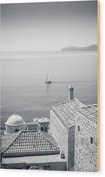 Monemvasia / Greece Wood Print