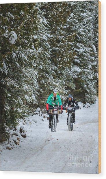 Arrowhead 135 Wood Print