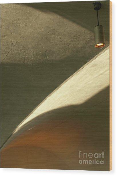 3 River Bridge Wood Print