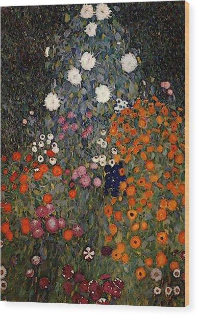 Gustav Klimt    Wood Print