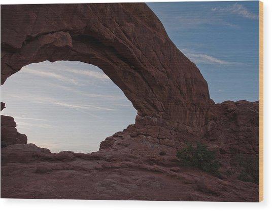 Arches N.p. Wood Print