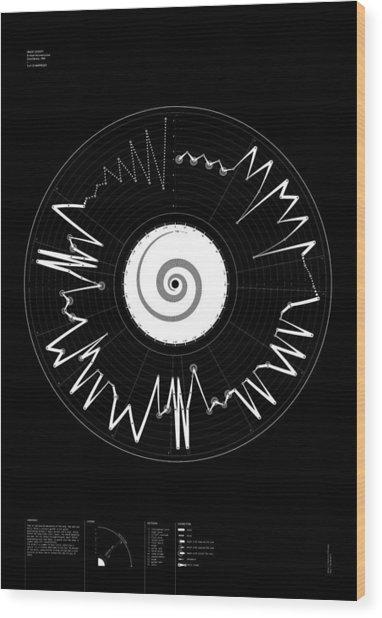 5 Harmony Wood Print by Oddityviz Space Oddity