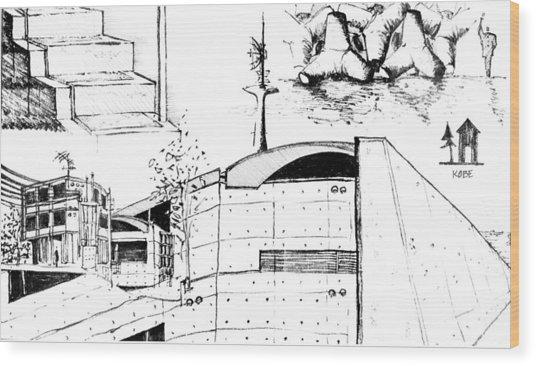 5.31.japan-7-detail-a Wood Print