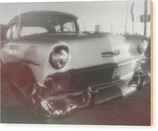 56 Belair In Memphis Wood Print by JAMART Photography