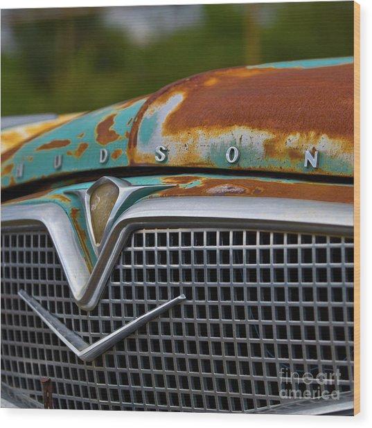 Car 66 Wood Print
