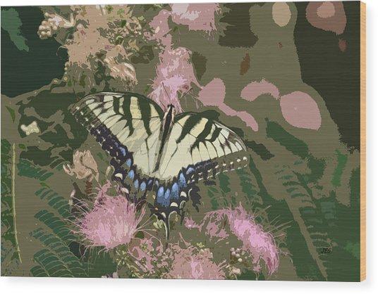 5807 3 Wood Print by Jim Simms