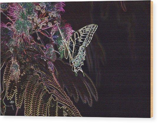 5815 2 Wood Print by Jim Simms