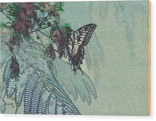 5815 5  Wood Print by Jim Simms
