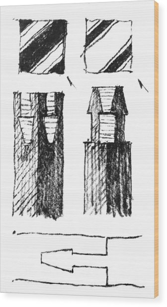 5.9.japan-2-detail-b Wood Print