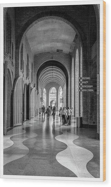 7759-aparecida-sp Wood Print