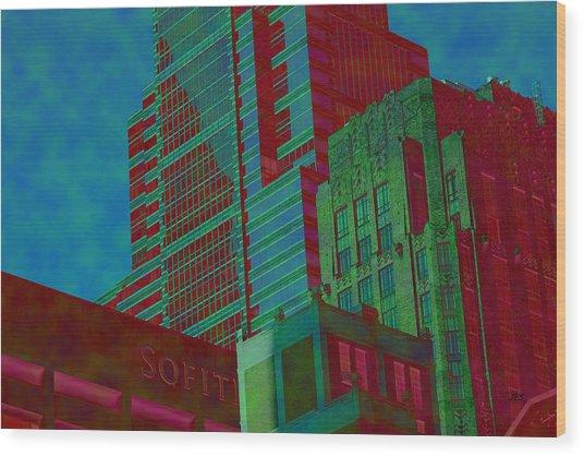7971 Wood Print by Jim Simms