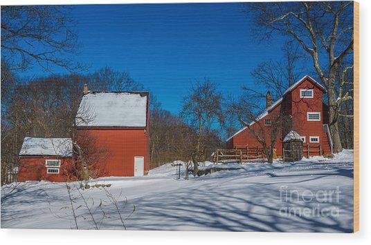 Weir Farm National Historic Site. Wood Print
