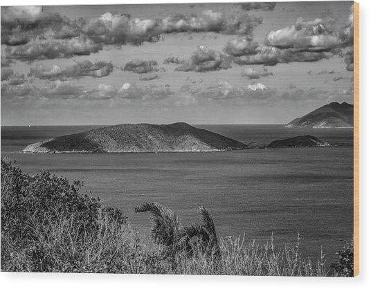 9977-island-cabo Frio-rj Wood Print