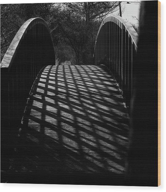 A Bridge Not Too Far Wood Print