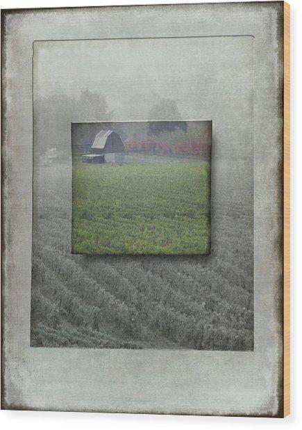 A Noir Tale Wood Print