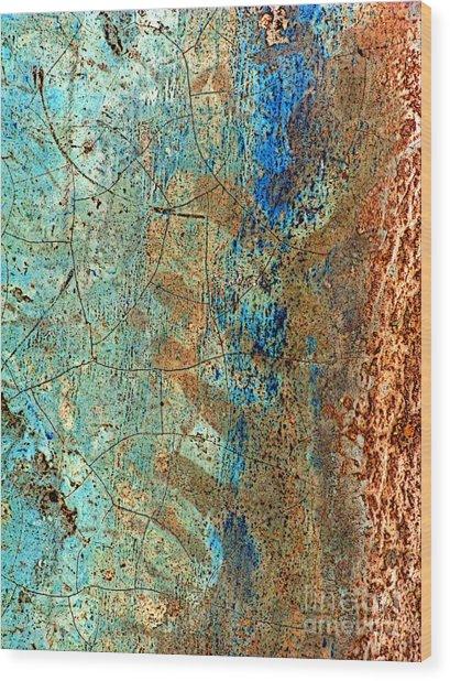 Ab-0051 Wood Print