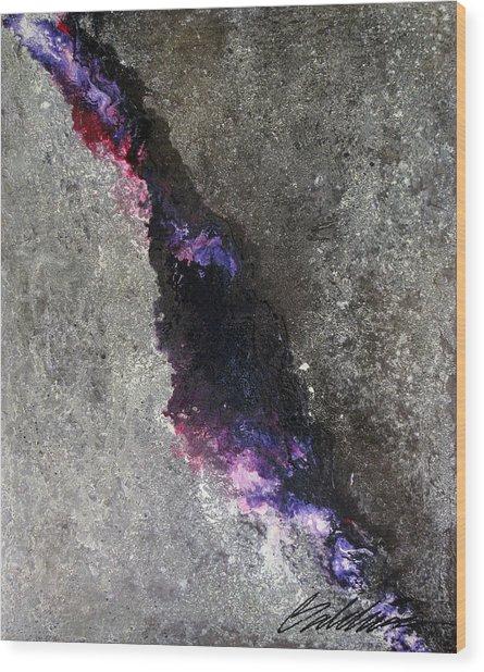 Abstract 200901 Wood Print