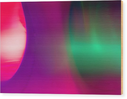 Abstract No. 12 Wood Print