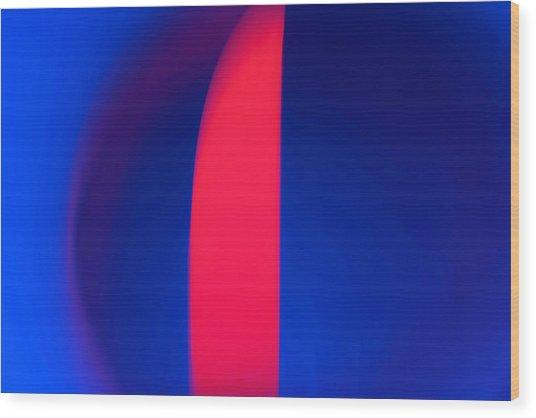Abstract No. 13 Wood Print