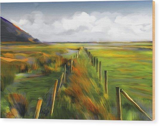 Achill Island - West Coast Ireland Wood Print