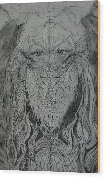 Adam Wood Print