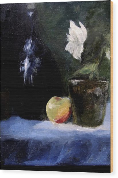 Afternoon Still Life  Wood Print by Susan Tilley