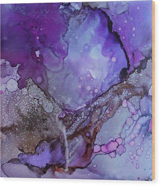 Agate Wood Print