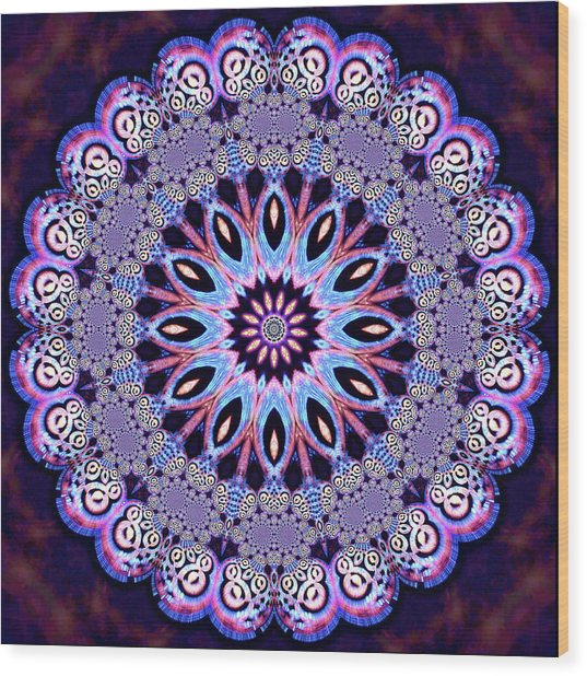 Ahau 12.13 Wood Print