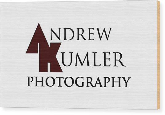 Ak Photo Logo Wood Print