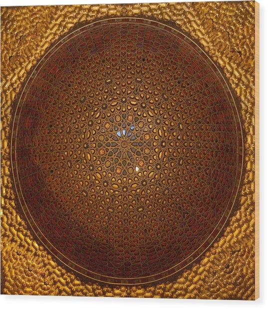 Alcazar Wood Print by Neil Buchan-Grant