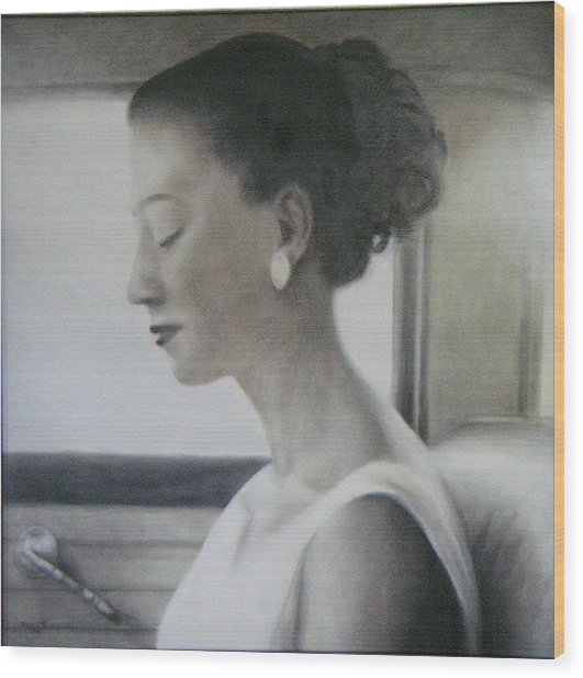Allie Wood Print