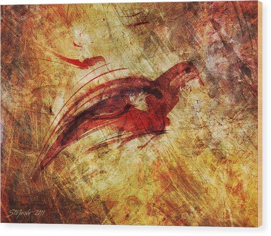 Altamira Wood Print