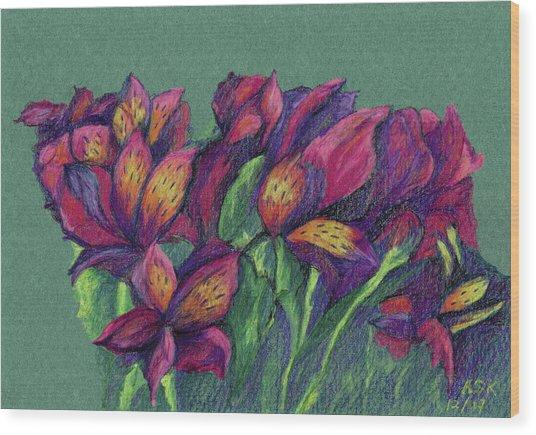 Altermyria Wood Print
