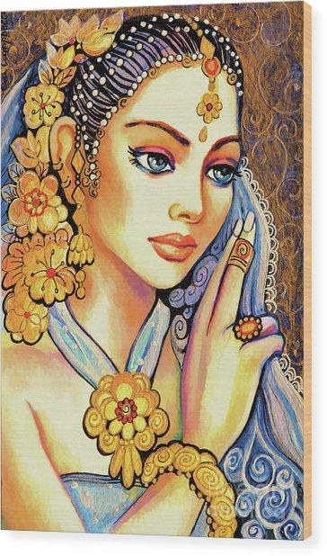 Amari Wood Print