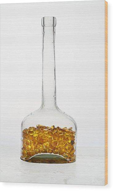 Amber #8198 Wood Print