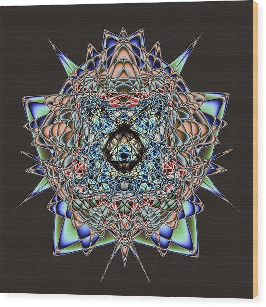 Amphlegman Wood Print