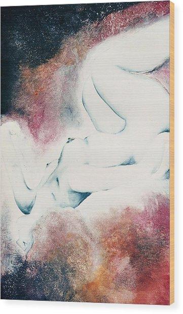 Andromeda Wood Print by Bridgette  Allan