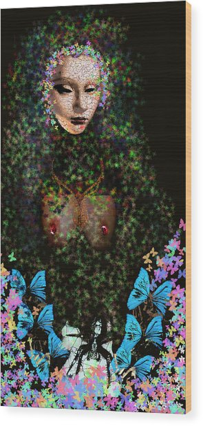 Anna Perenna Wood Print