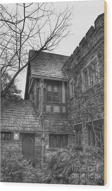Annex At Ringwood Manor Wood Print