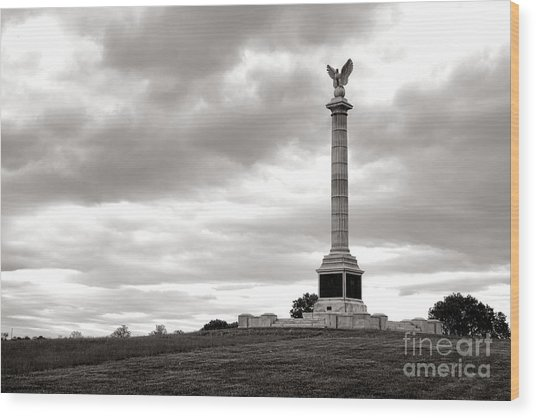 Antietam Wood Print