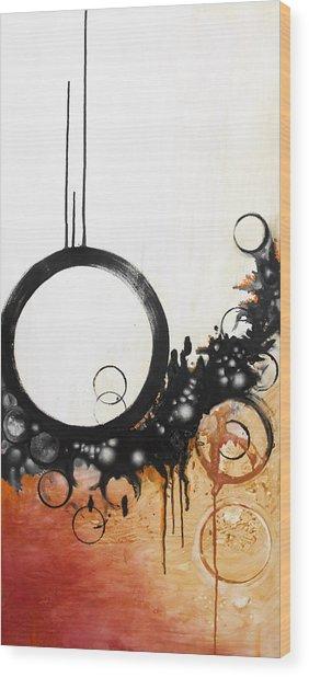 Antigravity Wood Print