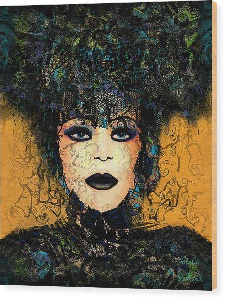 Antonia Wood Print