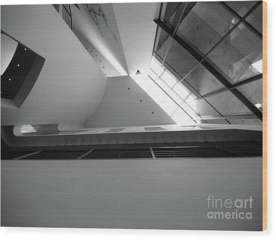 Architecture_01 Wood Print