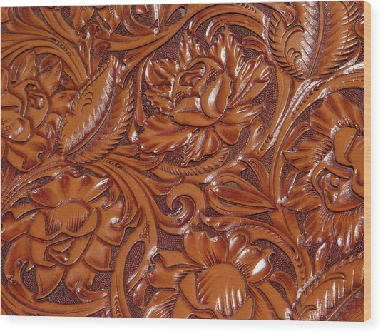 Art Of Craft Wood Print