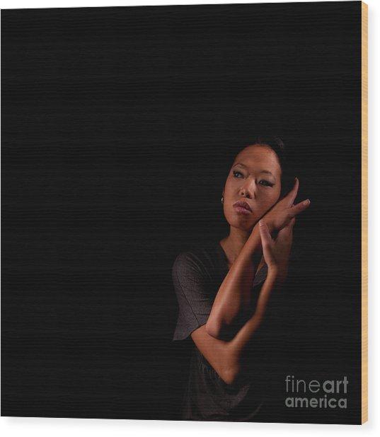 Asian Beauty 1284569 Wood Print